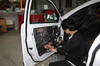 感受生活 风神H30换装曼斯特CS6508,欧卡改装网,汽车改装