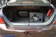 吉利帝豪EC718音响改装美国霸克系列,欧卡改装网,汽车改装
