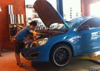 沃尔沃S60 安装brembo F50,欧卡改装网,汽车改装
