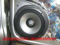奇瑞A3音响改装瑞典德利仕—还爱车一副好嗓音,欧卡改装网,汽车改装