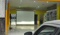 克莱勒斯300C升级超级Q5双光透镜,欧卡改装网,汽车改装