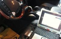 重庆 保时捷卡宴Turbo S Remaps ECU升级中...,欧卡改装网,汽车改装