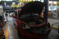 芜湖大灯改装双光透镜之风云2改装Q5透镜,欧卡改装网,汽车改装