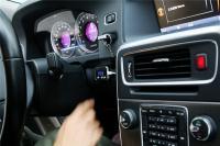 沃尔沃S60改卡妙思9-MODE超薄节气门控制器,欧卡改装网,汽车改装