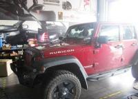 佛山途歌汽车影音:Jeep 牧马人音响改装(11),欧卡改装网