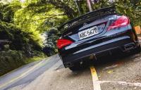 奔驰CLA改装碳纤维尾翼 Revozport款包围W117 CLA45 CLA250大包围,欧卡改装网,汽车改装