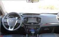 12年吉利 gx7 加装歌雅达数字功放,欧卡改装网,汽车改装