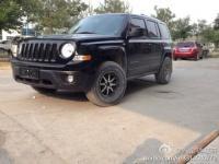 Jeep自由客2寸升高越野AT胎16寸轮圈,欧卡改装网
