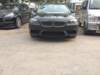 BMW猛兽M5出动啦,上路请小心!,欧卡改装网,汽车改装