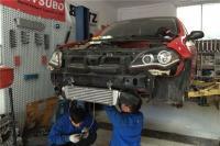 中华骏捷FRV涡轮手术 杭州极度赛车,欧卡改装网