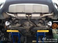 宝马X6定制CSK手工排气,欧卡改装网