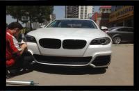 【兰州盖特汽车升级】英菲尼迪5改装,欧卡改装网