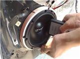 长城酷熊音响无损升级美国美乐福F1-165套装喇叭,欧卡改装网,汽车改装