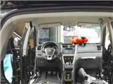 吉利GX7音响无损改装升级美国美乐福+全车隔音,欧卡改装网,汽车改装