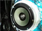 【六安道声音响改装】奔驰ML350汽车音响改装意大利PHD,欧卡改装网,汽车改装