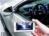 凯迪拉克ATS装隐藏式wifi行车记录仪,欧卡改装网