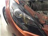 奇瑞风云2车灯改装Q5双光透镜南京沃德灯改,欧卡改装网,汽车改装