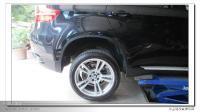宝马X6改装原装轮圈和原装刹车,欧卡改装网