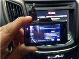 长安改装CS75安装行车记录仪,欧卡改装网