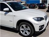 BMW宝马X6 全车身贴膜换装 PWF 糖果白,欧卡改装网