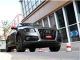 美式调调 奥迪Q5电光金属钛灰车身贴膜,欧卡改装网,汽车改装