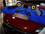 特斯拉MODEL S音响改装顶级品牌法国劲浪,欧卡改装网,汽车改装