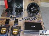 比亚迪G6改装美国霸克3980汽车音响,欧卡改装网,汽车改装