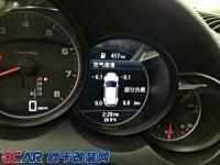 17款保时捷Macan小卡宴安装一键启动LED大灯,欧卡改装网,汽车改装