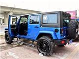吉普Jeep牧马人加装电动踏板全程记录,欧卡改装网,汽车改装