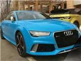 改装新款奥迪A7 改装RS7外观套件,欧卡改装网,汽车改装