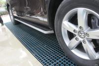 专用于大众途锐智能电动踏板 长沙改装,欧卡改装网