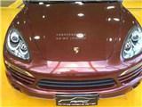 保时捷卡宴改装新款哈曼宽体中出排气,欧卡改装网,汽车改装
