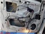 清远道声改装--帕杰罗门板StP隔音升级,欧卡改装网,汽车改装