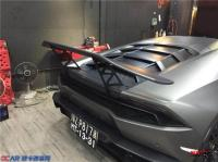 兰博基尼LP610 600改装DMC碳纤维尾翼,欧卡改装网,汽车改装