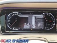 17款S320L装P20驾驶夜视盲点辅助系统,欧卡改装网,汽车改装