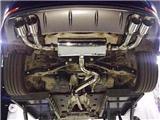 奥迪A3  2.0T  aooas 升级全段排气,欧卡改装网,汽车改装
