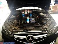 奔驰E260改装锻造气腔法兰 丰雄改装,欧卡改装网,汽车改装