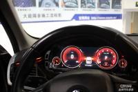 宝马X5装液晶仪表全液晶+双色氛围灯,欧卡改装网