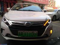 比亚迪秦南京改灯 新能源汽车升级氙气大灯,欧卡改装网,汽车改装