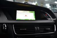 A4L原车屏升级手写凯立德导航+倒车影像,欧卡改装网