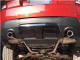 新款揽胜运动版3.0T AOOAS中尾段阀门,欧卡改装网,汽车改装