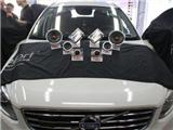 沃尔沃XC60改芬朗RE-6.3三分频套装喇叭,欧卡改装网,汽车改装