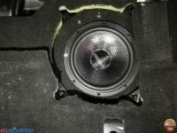 宝马530Li升级尼诺帕克N5.3三分频,欧卡改装网,汽车改装