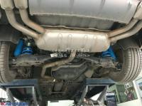 百改降为先 奥迪A3升级德国bilstein避震器,欧卡改装网,汽车改装
