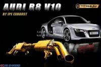 奥迪R8 IPE 钛合金 镀金版本,欧卡改装网,汽车改装