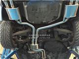 奥迪RS5改装ARMYTRIX排气,欧卡改装网,汽车改装