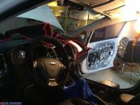 起亚k3音响隔音改装,欧卡改装网,汽车改装