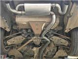 宝马428升级改装HSR排气,欧卡改装网,汽车改装