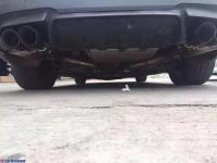 宝马5系 F10/F18 升级AOOAS阀门排气,欧卡改装网,汽车改装