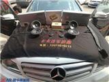 奔驰音响升级德国伊顿160.2 172.2魔音盒,欧卡改装网,汽车改装